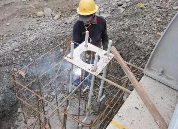 【钢结构·技术】钢结构施工中的预埋螺栓技术