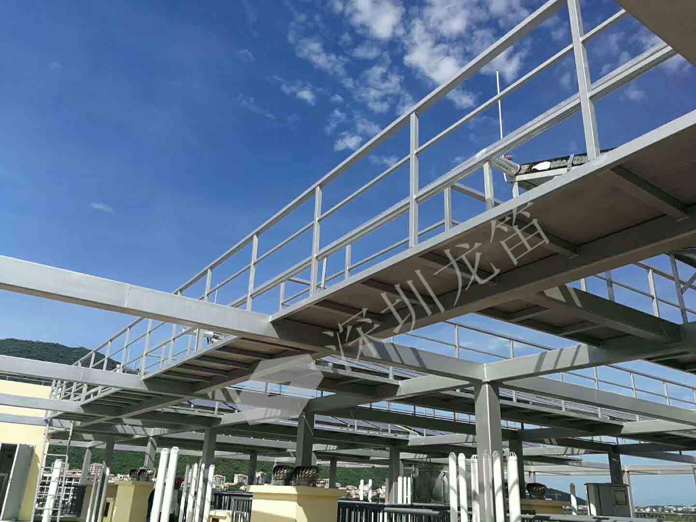三亚 亚龙湾屋面钢结构工程