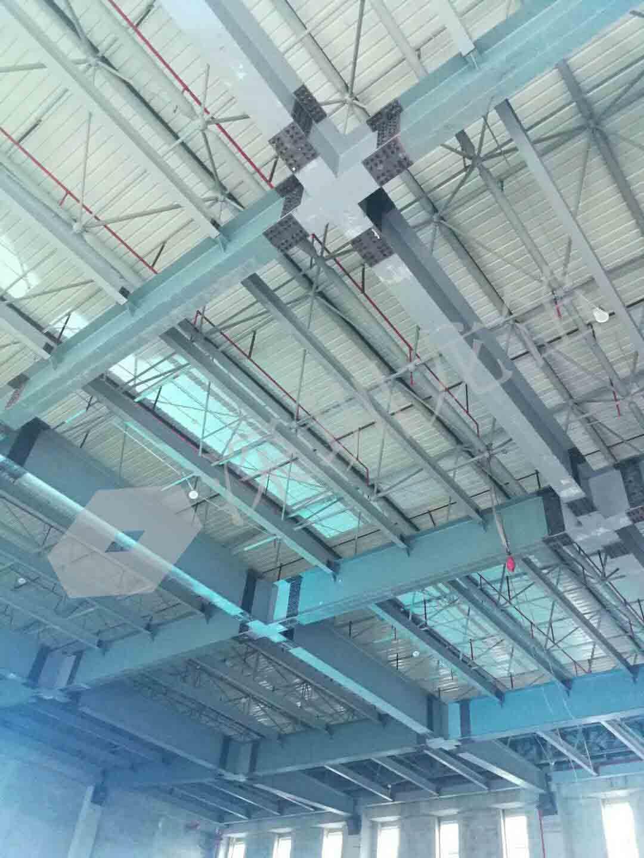 研祥光明影厅钢结构工程
